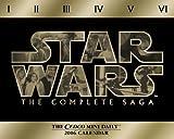 スター・ウォーズ:2006年度 カレンダー「The Complete Saga」の価格