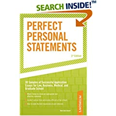 Personal Statement Examples Medschools Online Personal Statement