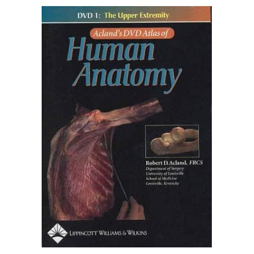 0781740630.01. SS500 SCLZZZZZZZ V1067920773   Aclands DVD Atlas of Human Anatomy