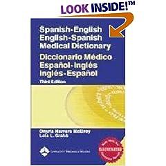Spanish-English English Spanish Medical Dictionary