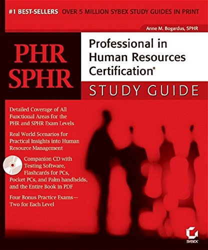PHR / SPHR Self-Study Course (2019) - Distinctive HR