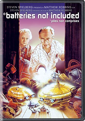 Batteries Not Included / Батарейки не прилагаются (1987)