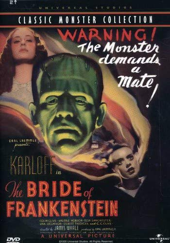Bride of Frankenstein / Невеста Франкенштейна (1935)