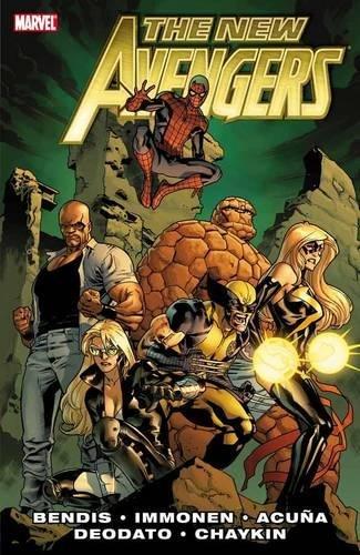 New Avengers By Brian Michael Bendis - Vol. 2-Brian  M Bendis, Stuart  Immonen