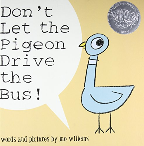 Don&#8217;t Let the Pigeon Drive the Bus