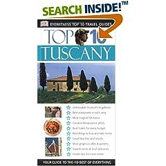 Eyewitness Top 10 Travel Guide to Tuscany (Eyewitness Travel Top 10)