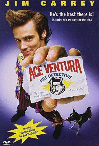 Ace Ventura: Pet Detective / Эйс Вентура: Розыск домашних животных (1994)