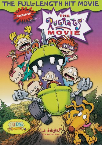 Rugrats - The Movie / Карапузы в лесу (1998)