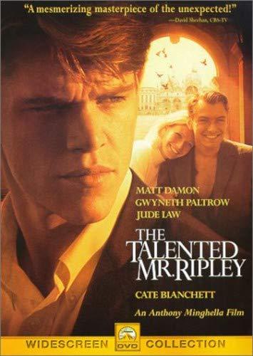 The Talented Mr. Ripley / Талантливый мистер Рипли (1999)