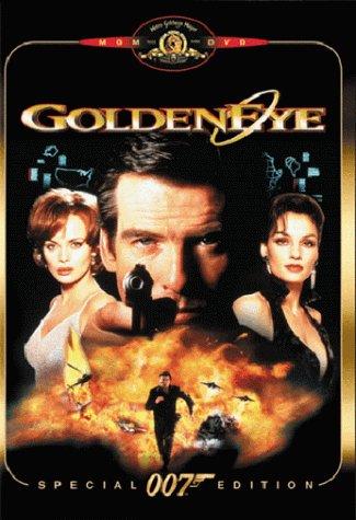 007: Золотой глаз \ 007: GoldenEye (1995) онлайн