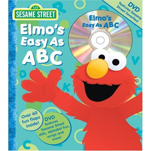 Elmo's Easy As Abc!