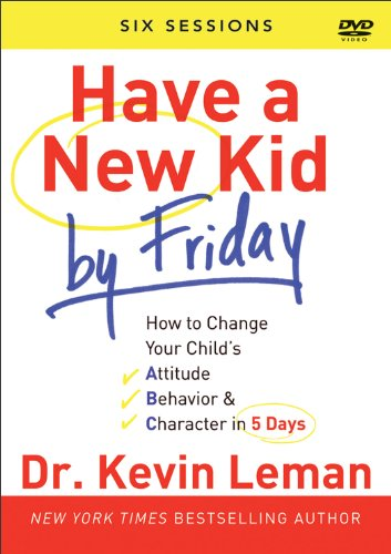 Have-a-New-Kid-by-Friday-Leman-Kevin-D-NEW-Hardcover-2013