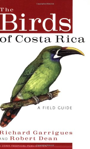 birds of belize field guide