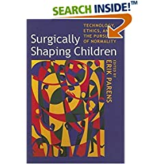 cover of Surgically Shaping Children