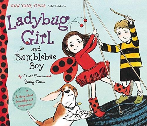Ladybug Girl and Bumblebee Boy-David Soman, Jacky Davis