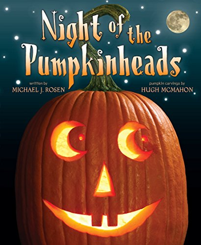 Night of the Pumpkinheads-Michael J. Rosen, Hugh McMahon