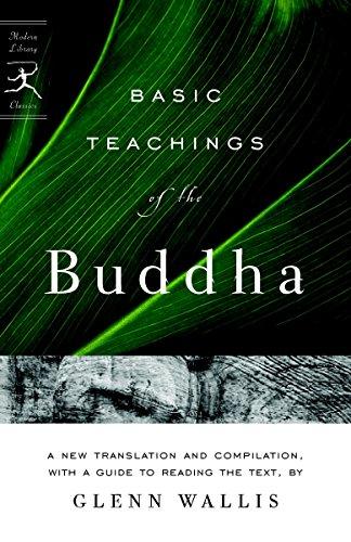 Basic Teachings of the Buddha-Glenn Wallis