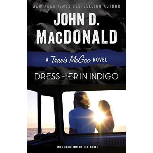 Dress Her in Indigo (Travis McGee Series #11) - John D. MacDona NEW Paperback  6
