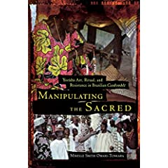 Manipulating the Sacred: Yoruba Art, Ritual, and Resistance in Brazilian Candomble (African American Life Series)