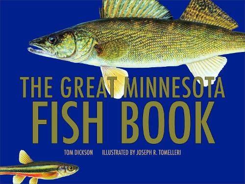 The Great Minnesota Fish Book