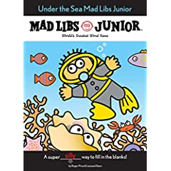 Under the Sea Mad Libs Junior (Mad Libs Junior)