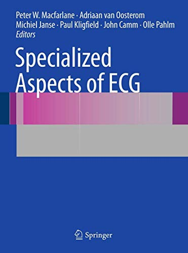 Specialized-Aspects-of-ECG-Macfarlane-Pet-NEW-Paperback-2011