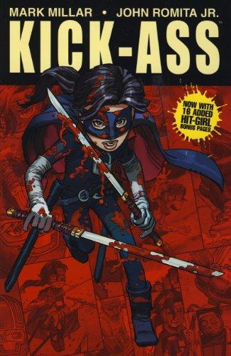 Kick-Ass (Hit Girl Cover)-Mark Millar