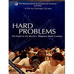 Hard Problems: The Road to the World's Toughest Math Contest