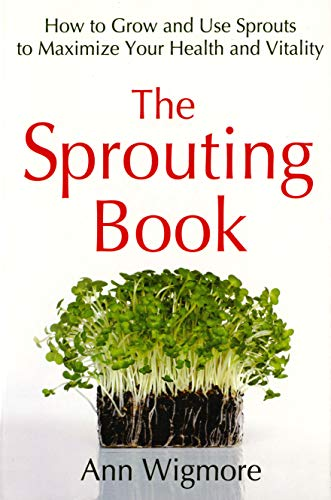 The Sprouting Book-Ann Wigmore