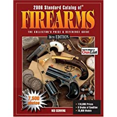 standard catalog of firearms
