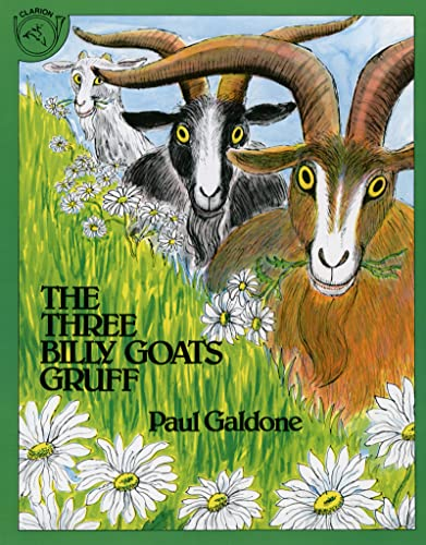 The-Three-Billy-Goats-Gruff-Paul-Galdone