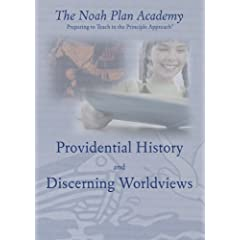 The Noah Plan Academy: Discerning Worldviews and Providential History