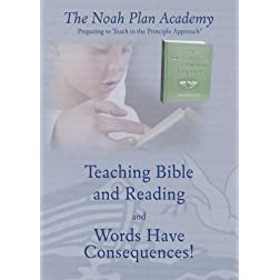 The Noah Plan Academy: Teaching Bible and Reading & Words Have Consequences