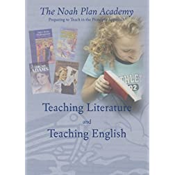 The Noah Plan Academy: Teaching Literature & Teaching English