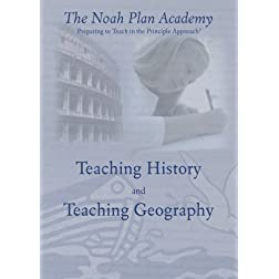 The Noah Plan Academy: Teaching Geography & Teaching History