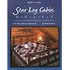 Star Log Cabin