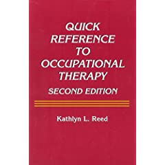 Occupational Therapy - Quick Reference