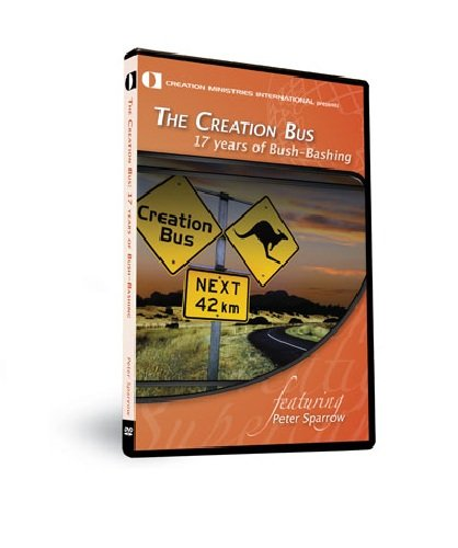 The Creation Bus: 17 Years of Bush-Bashing DVD