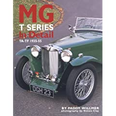 MG T Series in Detail