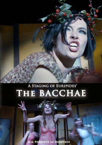 The Bacchae / Staging on DVD