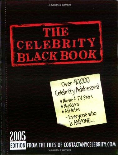 The Celebrity Black Book