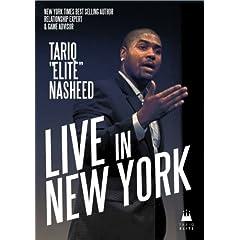 Tariq Elite Live In New York