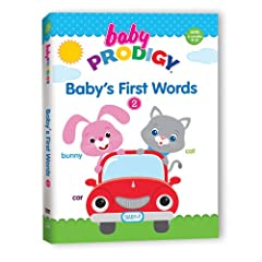 Baby Prodigy - Baby's First Words 2