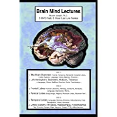 Brain Lectures: Brain, Mind, Emotion, Memory, Language, Consciousness, Insanity, Frontal Lobes, Limbic System...