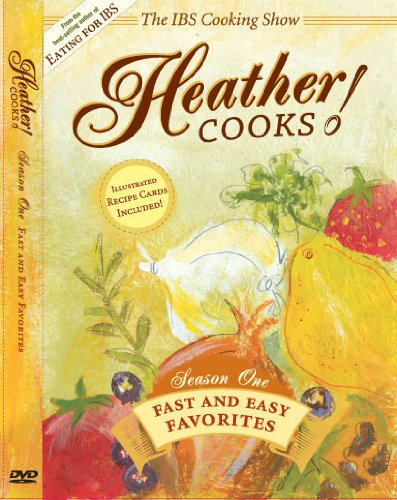 Heather Cooks! IBS Cooking Show