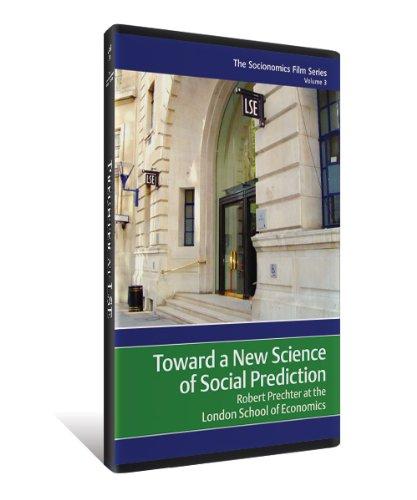 LSE-Toward a New Science of Social Prediction