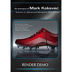 Techniques of Mark Kokavec 2: Advanced Illustrator Rendering