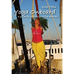 Yoga Onboard a guide for cruisers and live-aboards
