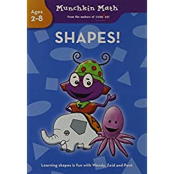 Munchkin Math: Shapes