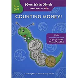 Munchkin Math: Counting Money